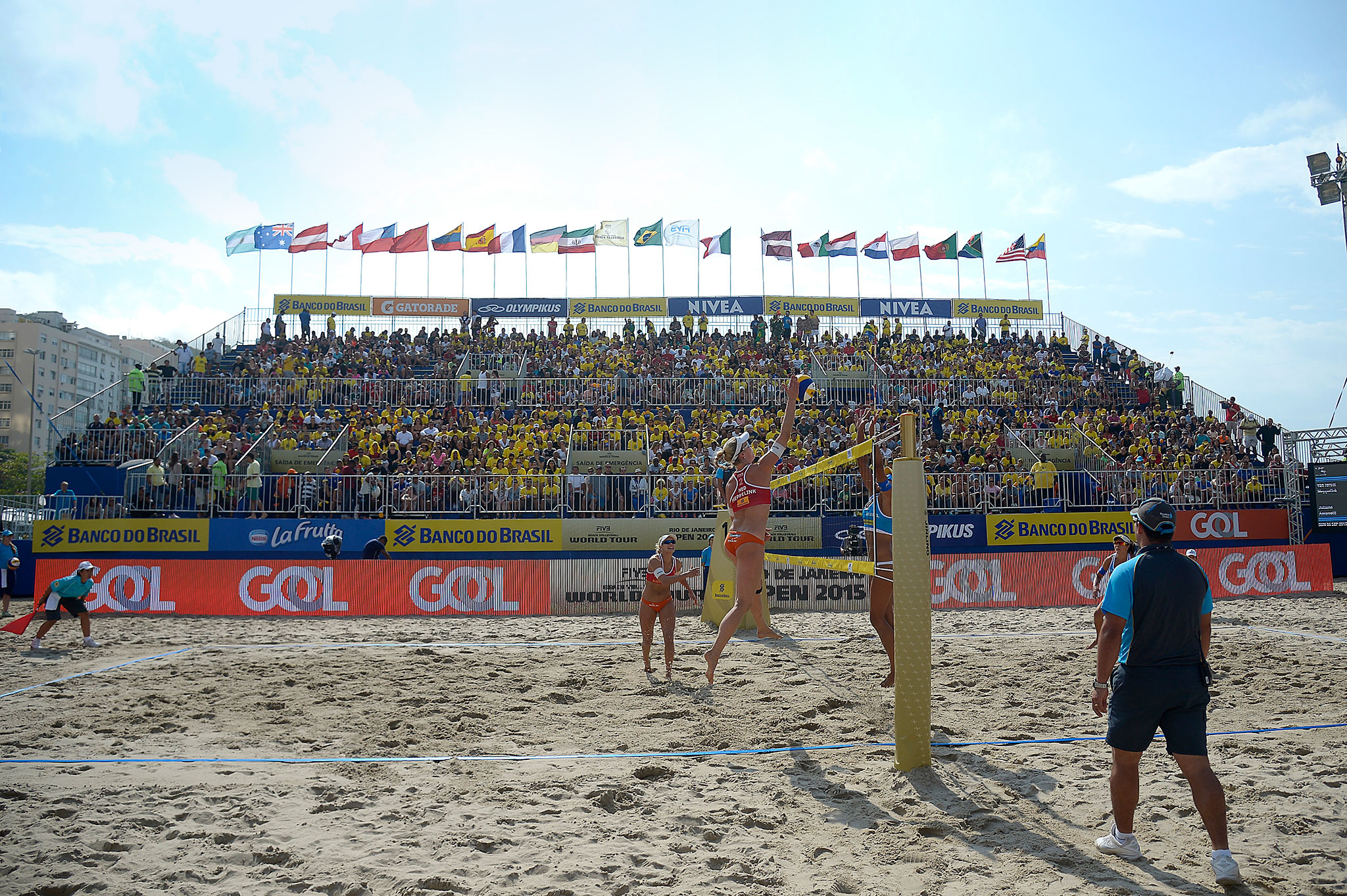 Mundial de Vôlei de Praia-2